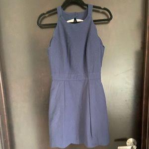 Lauren James Scallop Edge Dress size S